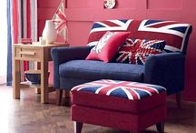 I love England Decor and More / by Dawn