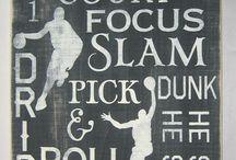basketball / by Brandi Maners