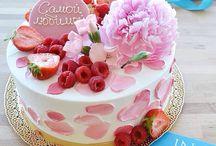 Торт «Aquarelle» / LA MAISON by JN – авторские торты Юлии Николенко