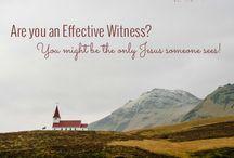 Circles of Faith Posts