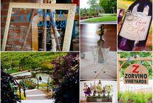 Zorvino Vineyard Weddings / Weddings at Zorvino Vineyard