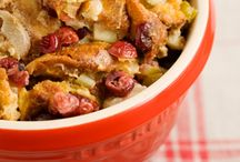 Cranberry Stuffing / by Michelle Bauer