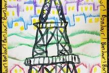 Art ideas Grade 3-6
