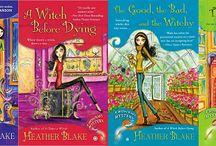Heather Blake Books