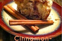Cakes & Pies Oh My! / by Barbara Thomas