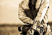fly fishing women and men