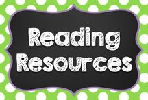 Reading Resources / by ❈◡❈◠❈Pin Swap Shoppe❈◡❈◠❈