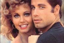 John Travolta and  Olivia Newton-John  (Grease)
