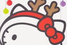 Navidad gatita