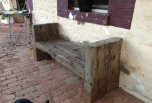 lavice/sezení