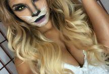 Halloween makeup/costume