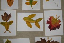 leaves craft