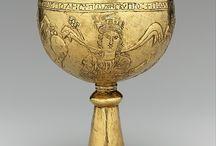 Medieval and earlier metalwork / by Postgate Jewelers