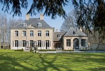 Belgian Manor House