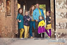 Family Session Inspiration / Posing ideas for families