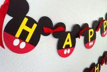 Γενέθλια Mickey Mouse
