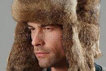 Men's Fur Hats For Winter