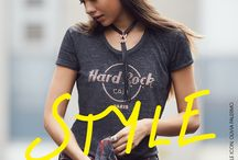 MY STYLE / A utopia for those who know personal style starts with a good Tee - how do you style yours? #MyHardRock