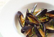 shellfish bivalve mussel clam