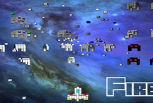 FireVox - Minecraft meets Space Invaders!  / FireVox is a free, action packed retro space shooter, in a world where Minecraft meets Space Invaders! Auto generate or design your own custom characters, and blow hell out of them for fun!  Coming soon: Share your characters and take on friends in battle!