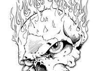 1111111. Lebky oheň