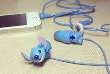 Cute ear buds / by Sarah Ton