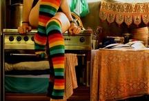 Socks, etc. / by Abigail Rose