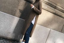 La mode / Autumn-Winter closet / Outfit inspirations for winter time