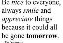 Something to say...
