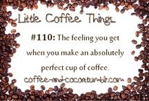 ❤ Coffee