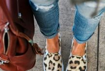 My style ( Flats & T.Shoes)