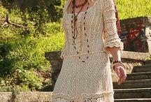 Vestidos hippie