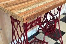 dikiş masası
