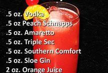 fredag står den på drinks!
