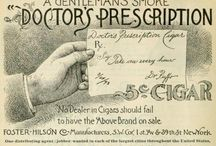 Old school  / vintage adds, fashion and some really cracked out medical advice