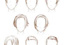 Illus Frisuren