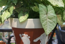 Clay pot crafts for magical crafting