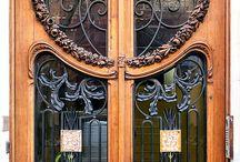 Puertas y Ventanas Modernistas
