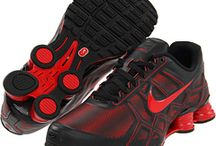 Nike sneakers ...