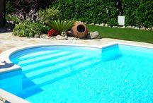 piscina / by Michelle Monteiro van Cleef