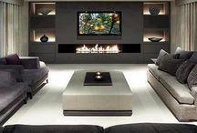 House Ideas / Interior, exterior, garden, garage, pool ideas