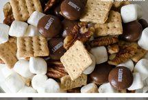 kindergarten snack ideas / by Hannah Roche