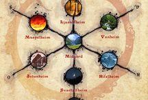 Goddesses Germanic