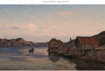 Amaldus Clarin Nielsen. 1838 - 1932. Love Story