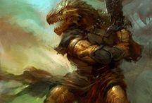 RPG Fantasy - Draconatos