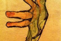 ! Schiele, Egon / by John Elliott