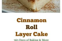 Cinnamon Cake Recipes