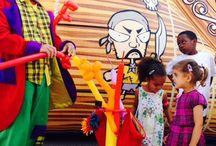 Albert Berner Kinderfest / Impressionen des Albert Berner Kinderfestes am 18.07.2015 bei Caramba