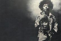 Jimi Hendrix / My music hero since I was 3 years old