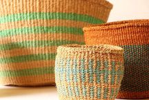 BASKETS | Handwoven Wonders made from Sisal